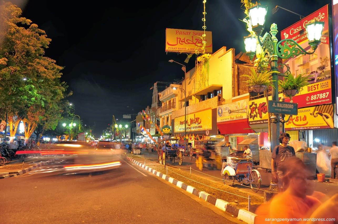 5 Tempat Wisata Jogja Malam Hari Yang Banyak Dikunjungi - Review Ribuan Tempat Wisata Indonesia dan Dunia | WisataTempat.com