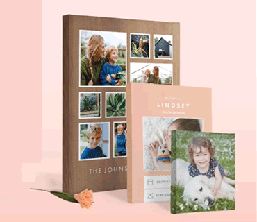 Create beautiful photo books and gift items with Snapfish