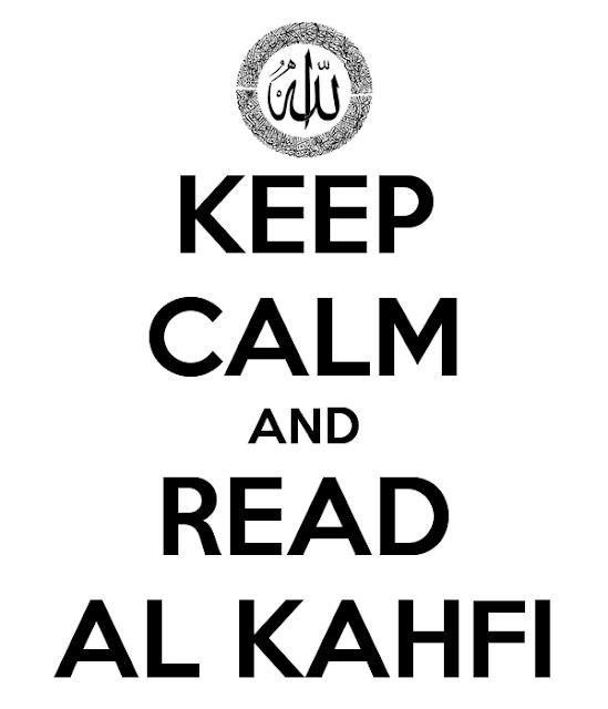 membaca surah al kahfi, kelebihan surah al kahfi, fadhilat surah al kahfi