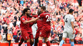 Liverpool vs Brighton & Hove Albion 1-0 Video Gol Highlights