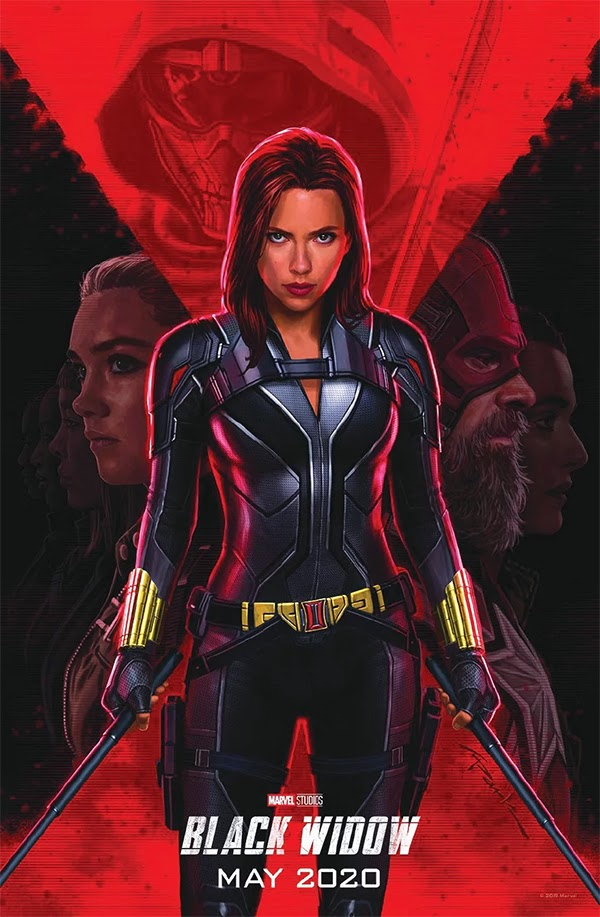 Filem: Black Widow