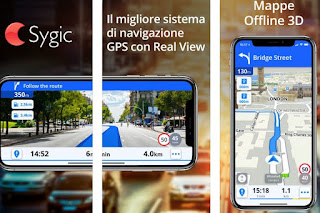 App Sygic Navigatore GPS