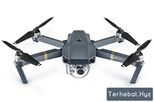 spesifikasi drone dji mavic pro