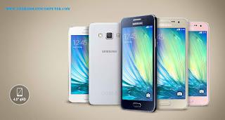 Samsung A3 A300H