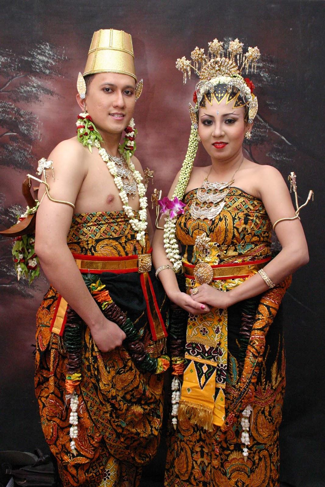 Infojelita: 12 Jenis Baju Pengantin Ala Tradisional Jawa