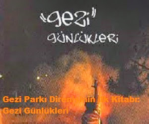 Gezi Parkı Direnişinin İlk Kitabı: Gezi Günlükleri