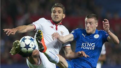 Leicester City pasa a cuartos de final de la Champions League