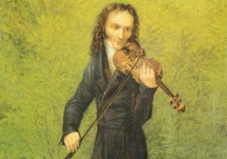 10. Niccolo Paganini