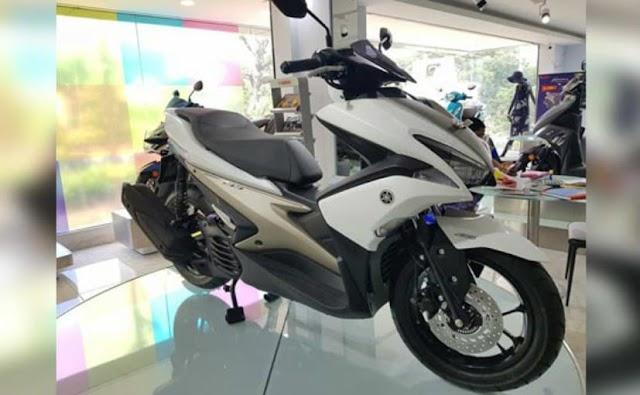 Alasan Kenapa Harus Beli Yamaha Aerox
