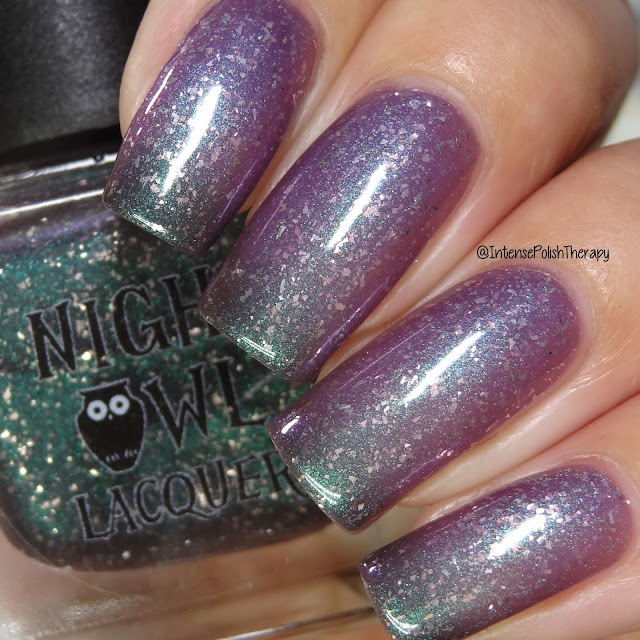 Night Owl Lacquer - Bababooey