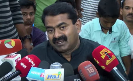 Is Rajinikanth Paying His Tax? – Seeman Questions Rajinikanth – Seeman Speech