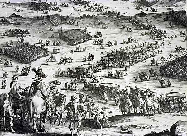 Invasão Holandesa - A Luta dos Estrangeiros