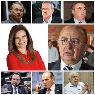 Deputados que votaram a favor de cobrança de mensalidades em Universidades Públicas
