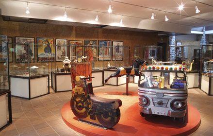 Museo de los Juguetes de Albarracín