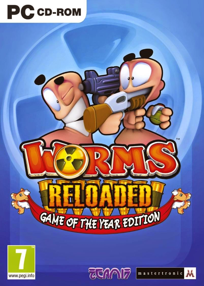 Worms 4 Mayhem Windows game