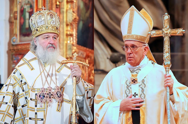 "Pope Francis Warns Russian Patriarch ""The End Is Coming"""