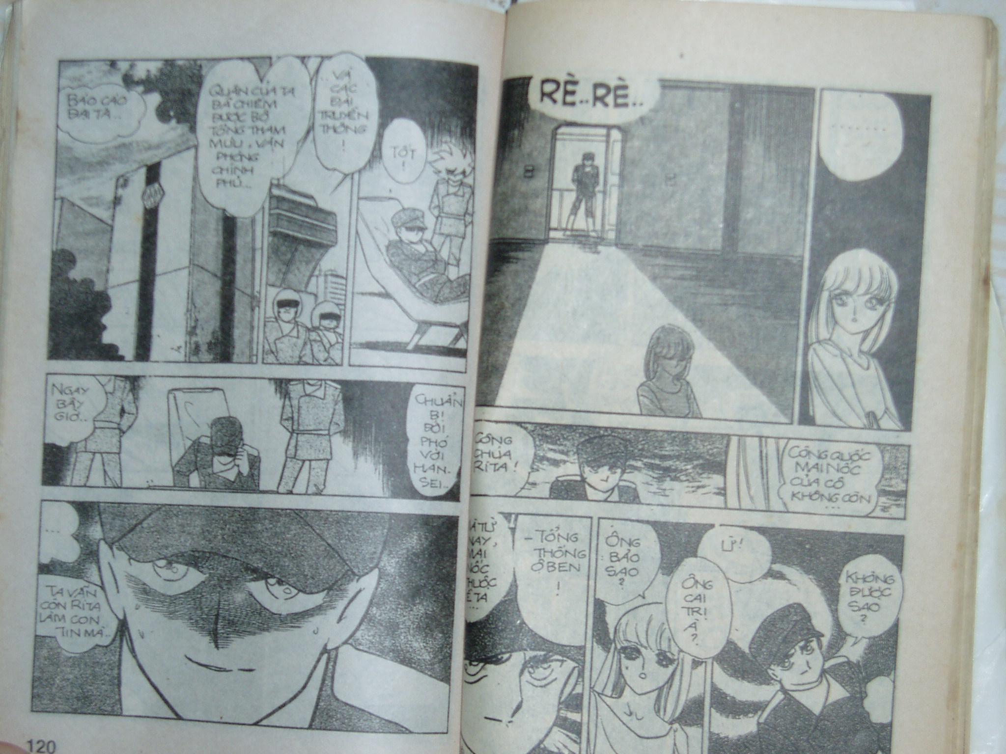 Siêu nhân Locke vol 13 trang 57