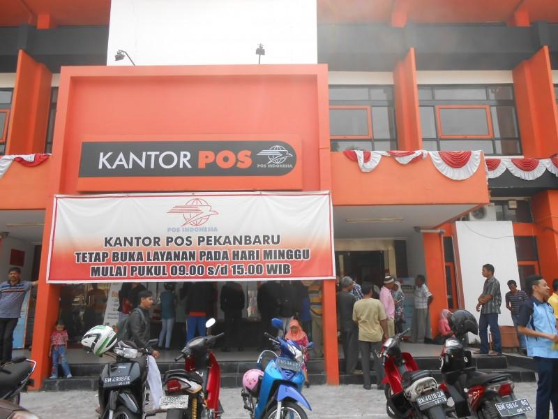 Lowongan Kerja Kantor Pos Pusat Terbaru Juni 2021 Karir Riau