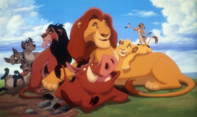 Film Animasi Terbaik Masuk Nominasi Piala Oscar Tontonan Keluarga The Lion King