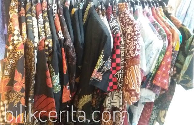 ITC Permata Hijau Sebagai Sentra Batik di Jakarta