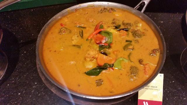 Curry Sayur Sayuran