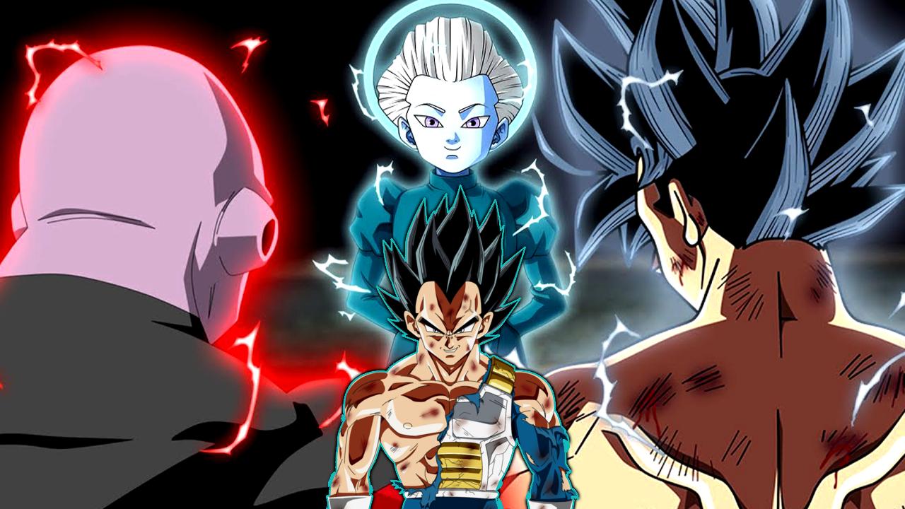 Goku Ssj4 Vs Goku Ssjd Quién Gana En Una Pelea Mi: Nadie Se Dio Cuenta De Ella