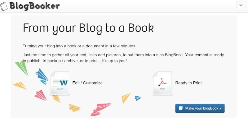 Blog Paylaşımlarınızı Kitap Haline Getirmek