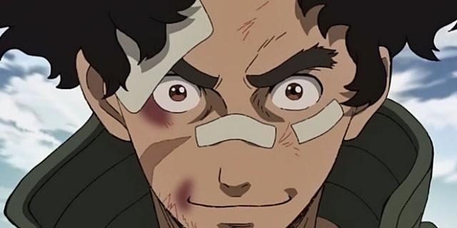 Megalo Box anime