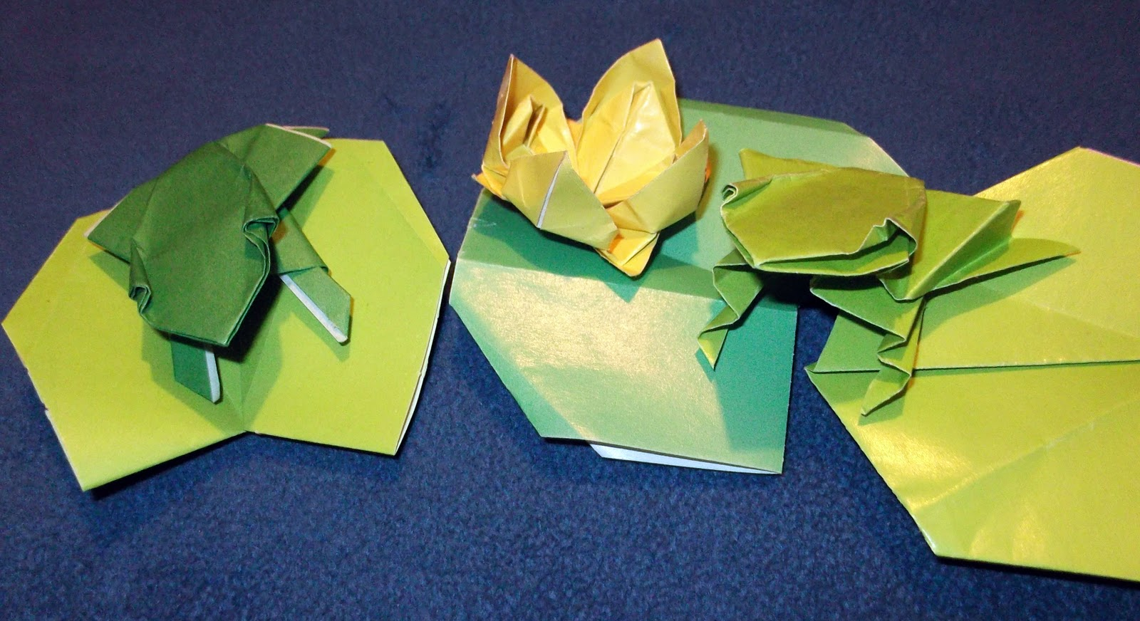 Origami Jumping Frog Diagram Fender Precision Wiring Library Rana Saltarina De