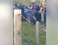 حادثة سير مرعبة و مميتة مساء اليوم بطريق السيار بين مدينة المحمدية ومدينة الدار البيضاء