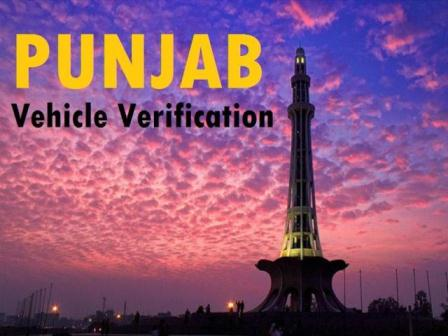 MTMIS Punjab Online Vehicle Checking