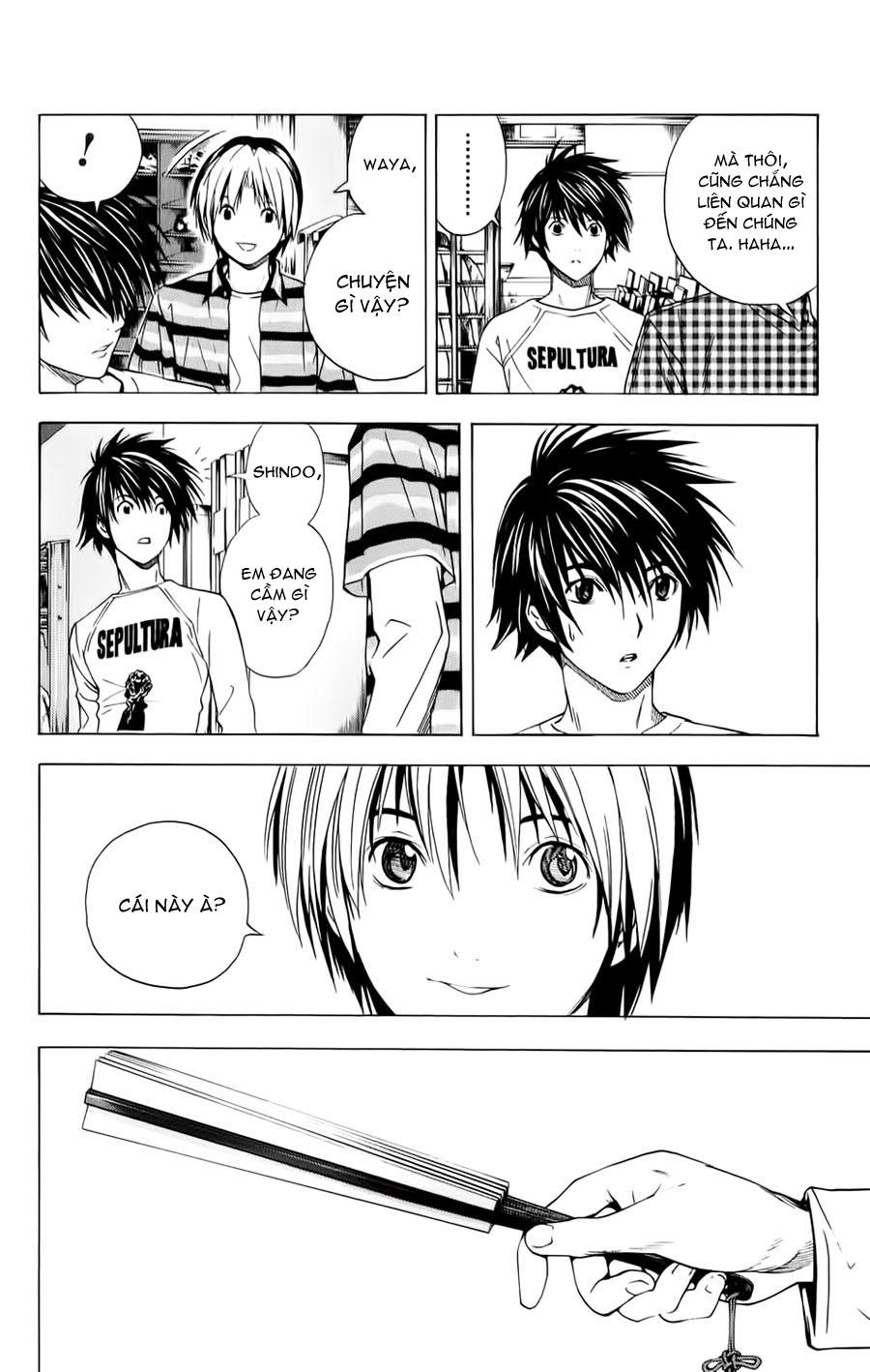 Hikaru No Go hikaru no go chap 149 trang 14