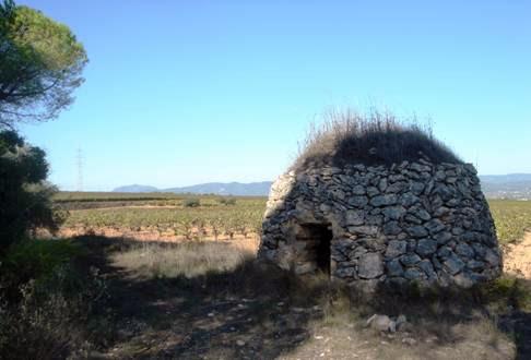 Esguard de Dona - Visita a les Barraques de Pedra Seca d'Olèrdola - Dissabte 4 de novembre a les 9 del matí - Activitat IEP