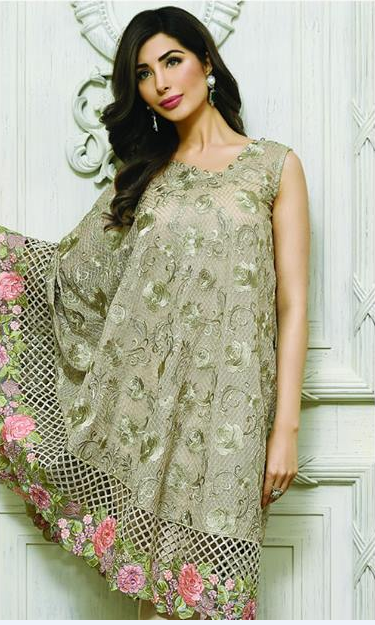 Designer Chiffon Dresses Are Now Accessible ~ Pak Linen ...