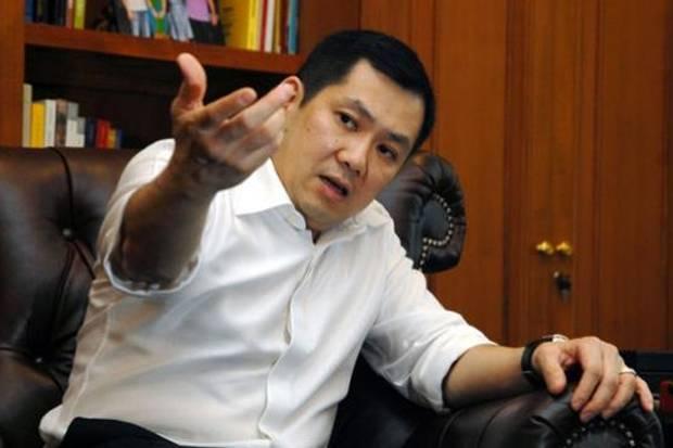 Ini Alasan Hary Tanoe Dukung Jokowi Capres 2019