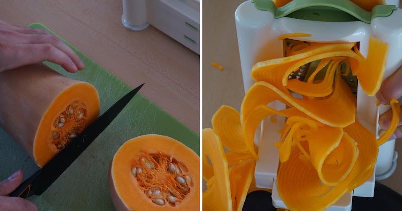 Butternut & Cheese – Kürbis verarbeiten