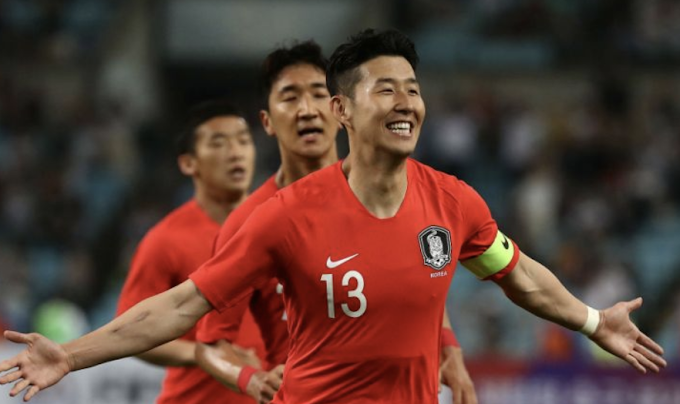 South Korea take on the Philippines