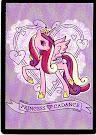 My Little Pony Princess Cadance Series 4 Trading Card