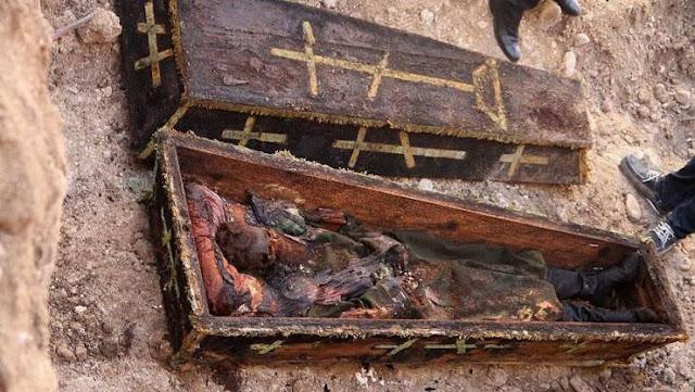 بعد قرن.. العثور على جثة جنرال روسي بتركيا غير متحللة وهذه هي التفاصيل التي لا تصدق
