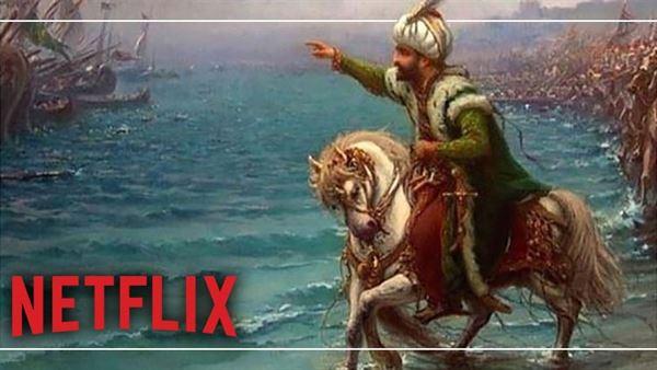 Yeni Netflix dizisi Ottoman Rising, Fatih Sultan Mehmet'in hayatını konu alacak