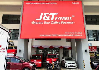Alasan J&T express tidak membuka waralaba.