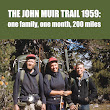 The John Muir Trail from a woman's point of view