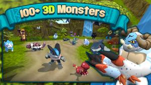 Terra Monsters 3 MOD APK Unlimited Money 15.5-2