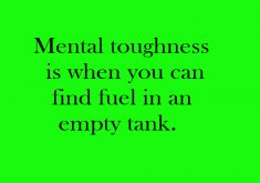 6 Traits of Mental Toughness