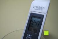 Messung ppm: GHB Messgerät EC Meter TDS Tester Wassertest Leitwertmessgerät