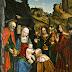 Adorazione dei Magi di Ambrogio da Fossano (il Bergognone)