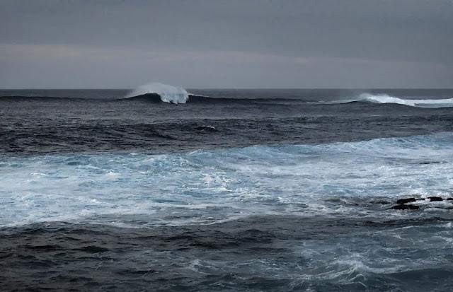 Surf, Wave, Lanzarote, Canaries, La Santa