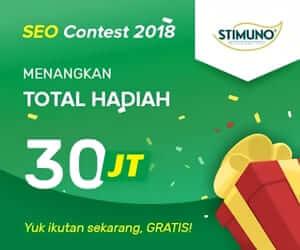 kontes seo, lomba blog seo, lomba kontes seo, kontes seo stimuno, stimuno untuk balita, lomba blog review suplemen herbal stimuno untuk balita