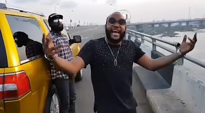 Singer Kcee Respond to Buhari Calling Nigeria Youths Lazy