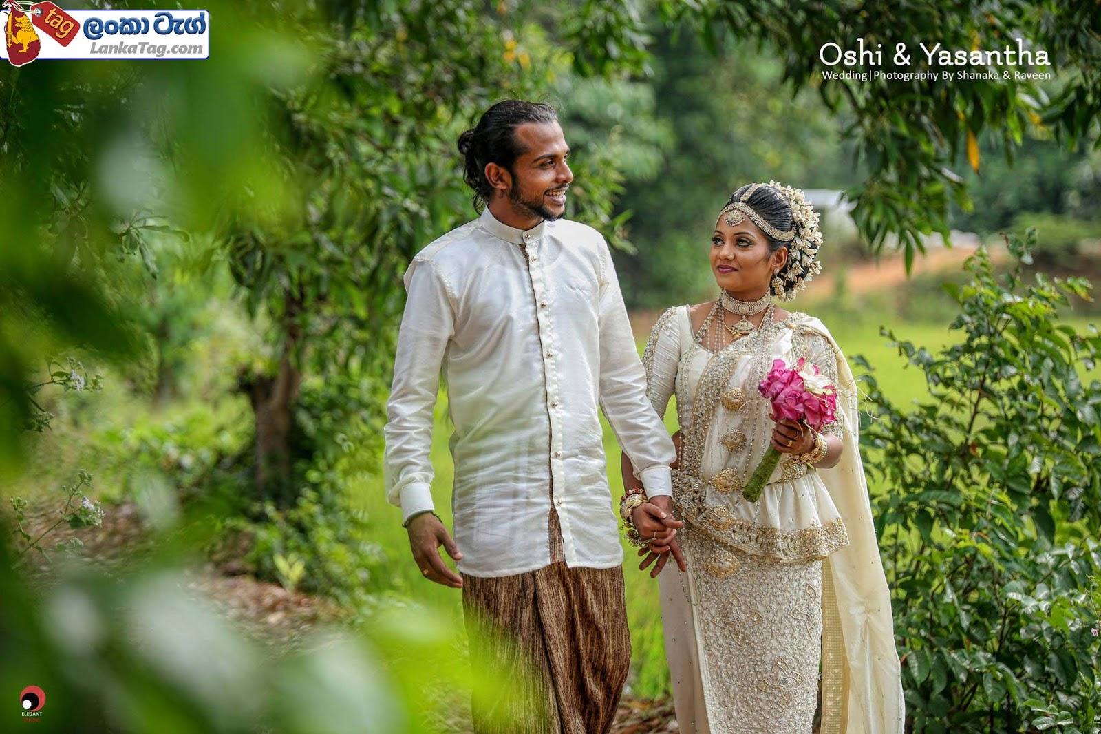 sri lankan wedding dress 1